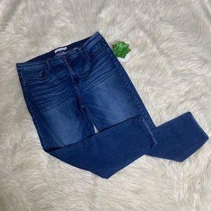 Ms. Cello Denim Skinny Jeans Size 16